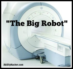 The Big Robot (MRI)