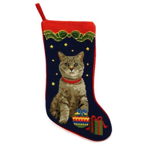 Medium Crop Of Cat Christmas Stockings