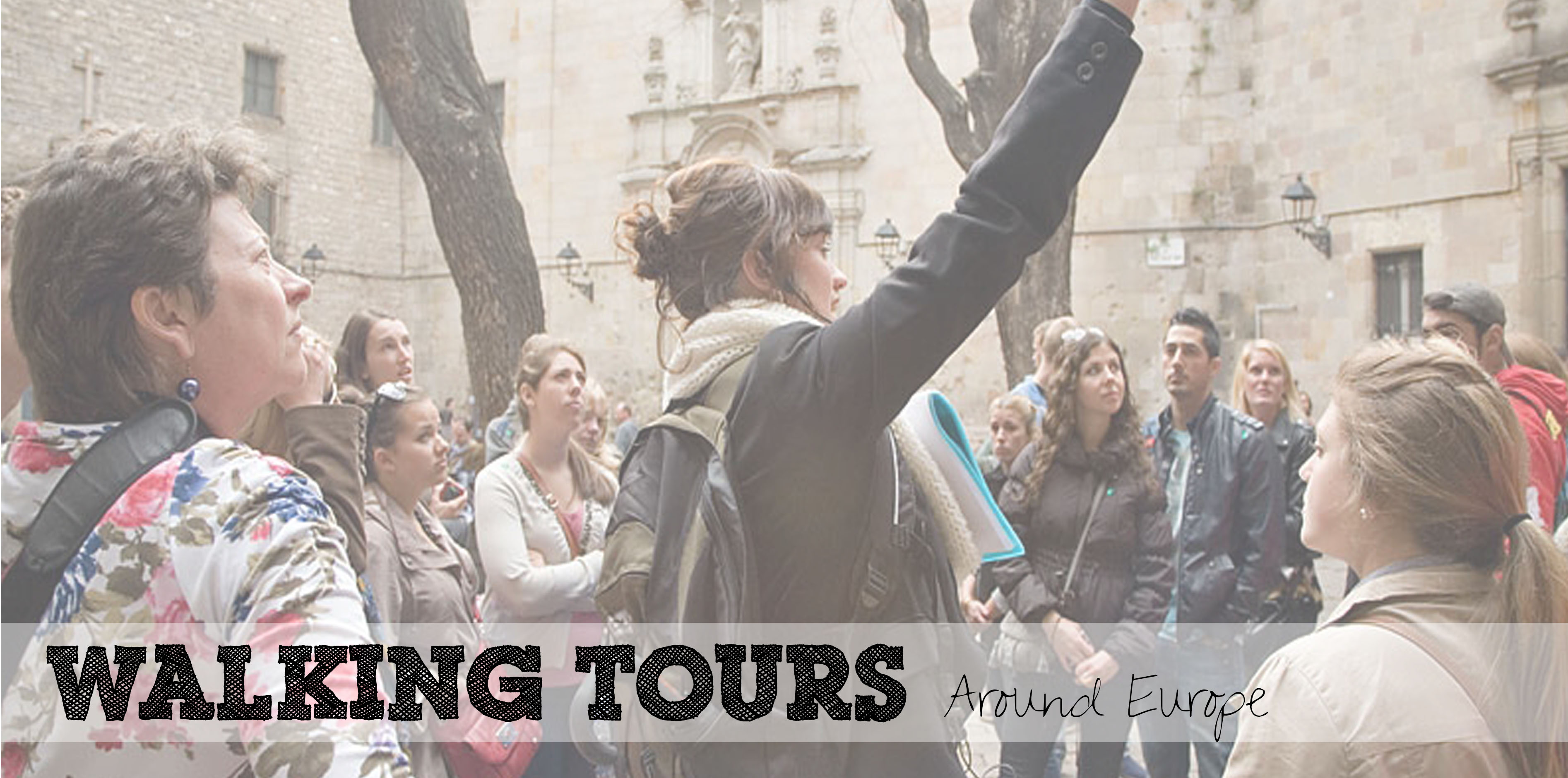 Walking Tours Title