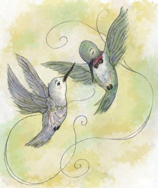 Hummingbird Waltz