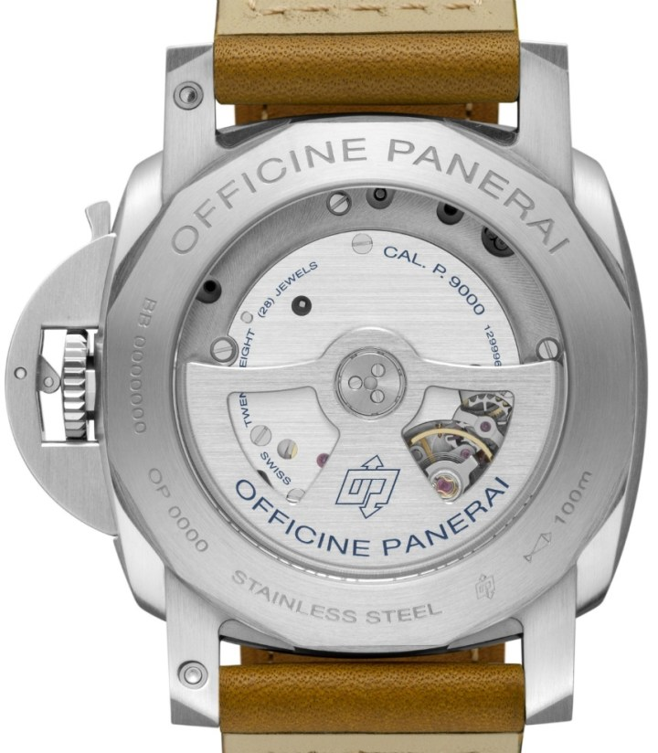 Panerai Luminor 1950 Sealand 3 Days Automatic Acciaio 'Year Of The Monkey' Watch Watch Releases
