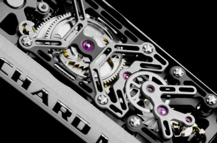 The Richard Mille RMS05 Is A $105,000 Pen With A Mechanical Heart Luxury Items