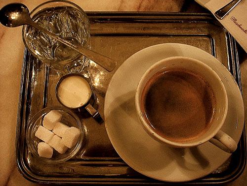 Café Diglas - Vienna, Austria