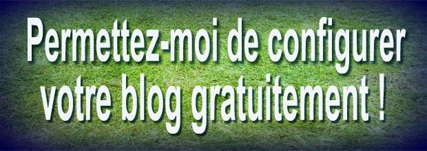 Permettez-moi de configurer votre nouveau blog sur WordPress GRATUITEMENT!