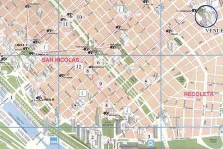 map of buenos aires