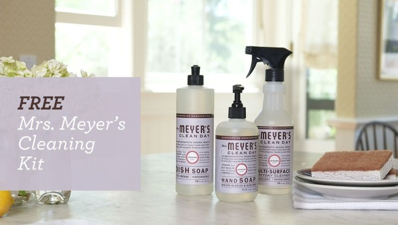 Large Of Meyers Cleaning Products