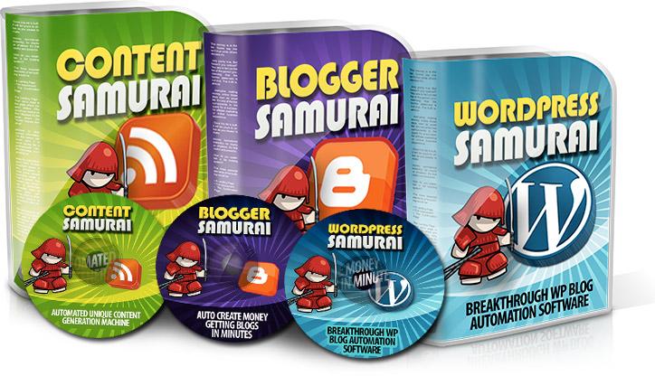 Descargar AutoBlog Samurai full gratis