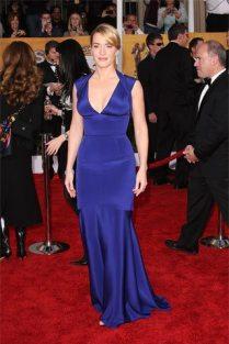 Kate Winslet en los Golden Globes 2009