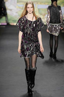 Anna Sui. Fall 2010.