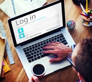 Crear cuentas en Internet