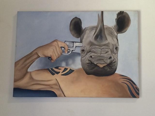 rhino poacher