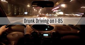 Drunk Driving on I-85