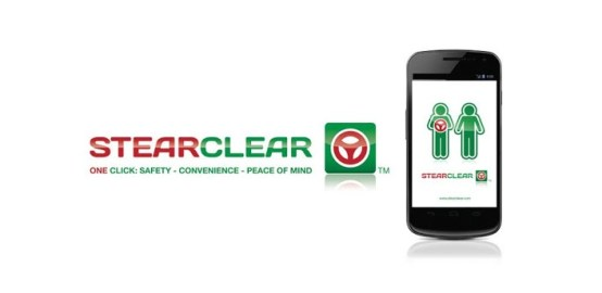 Stear Clear Alcohol Designated Driver App