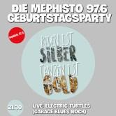 """""""Reden ist Silber, Tanzen ist Gold"""" – die mephisto 97.6 Geburtstagsparty"""