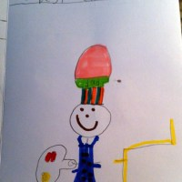 I 10 disegni più grotteschi fatti dai bambini