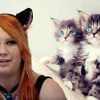 Ragazza convinta di essere un gatto intrappolato in un corpo umano