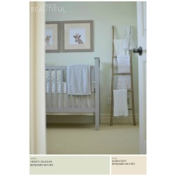 Witching A Jade Farmhouse Paint Colors Exterior Farmhouse Paint Colors Fixer Upper Farmhouse Neutral Paint Colors A Burst A Gender Neutral Nursery Is Painted Slightest Shade