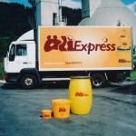 Öli Express, Öli, Gastro Öli, Öli Fass