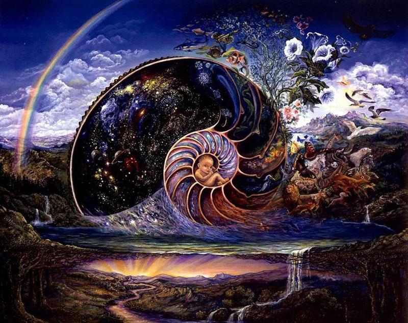 spiral creation