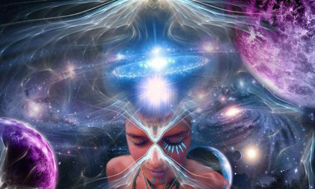 Ascension as Opening the Doors of Perception Cosmic-consciousness