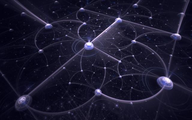 fractal stellar interconnection