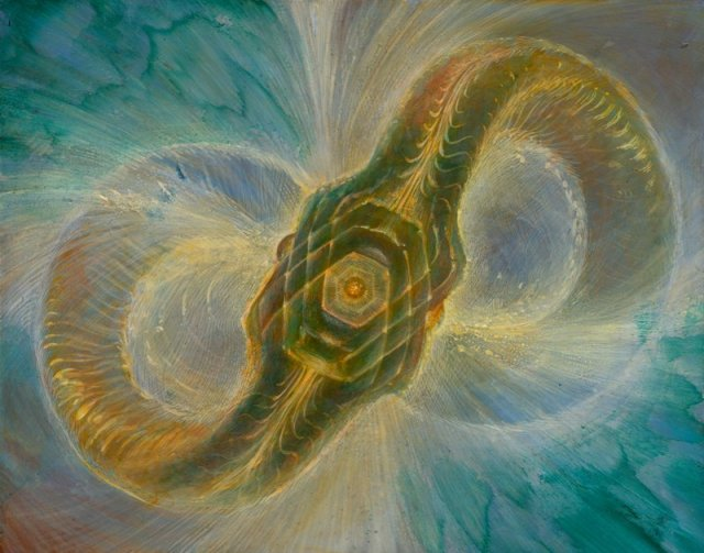 WAVE X (AZOTH) HAS SHIFTED INTO A NEW ENERGY FORM…INFINITY TAKES ON NEW MEANING. Infinite-fractal