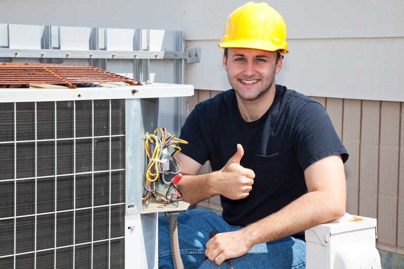 Replacement of an Air Conditioner