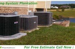 Heating & Cooling System Plantation