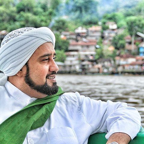 Foto Habib Syech terbaru album shalawat