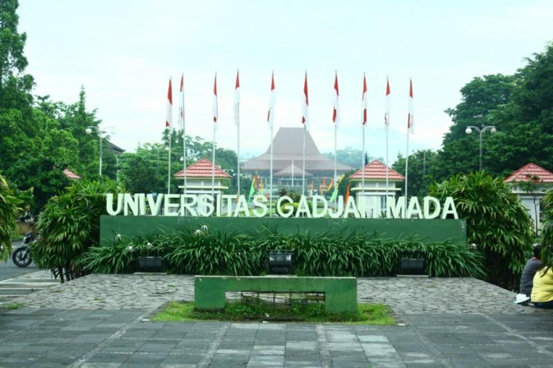 Kampus UGM Jogja