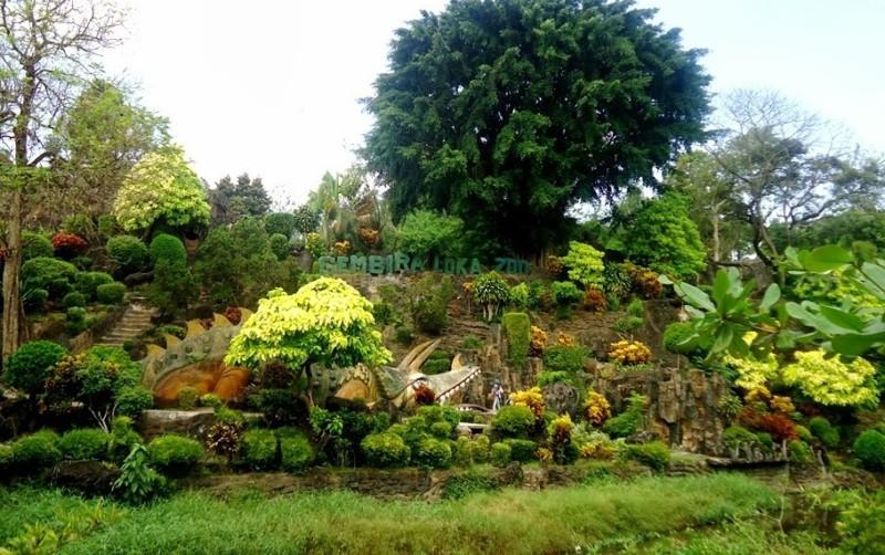 wisata di jogja kebun binatang gembira loka