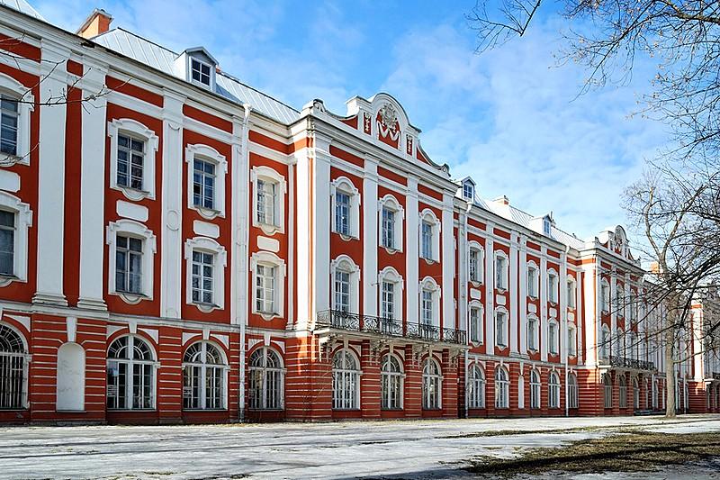 universitas di rusia Saint - Peterburg State University
