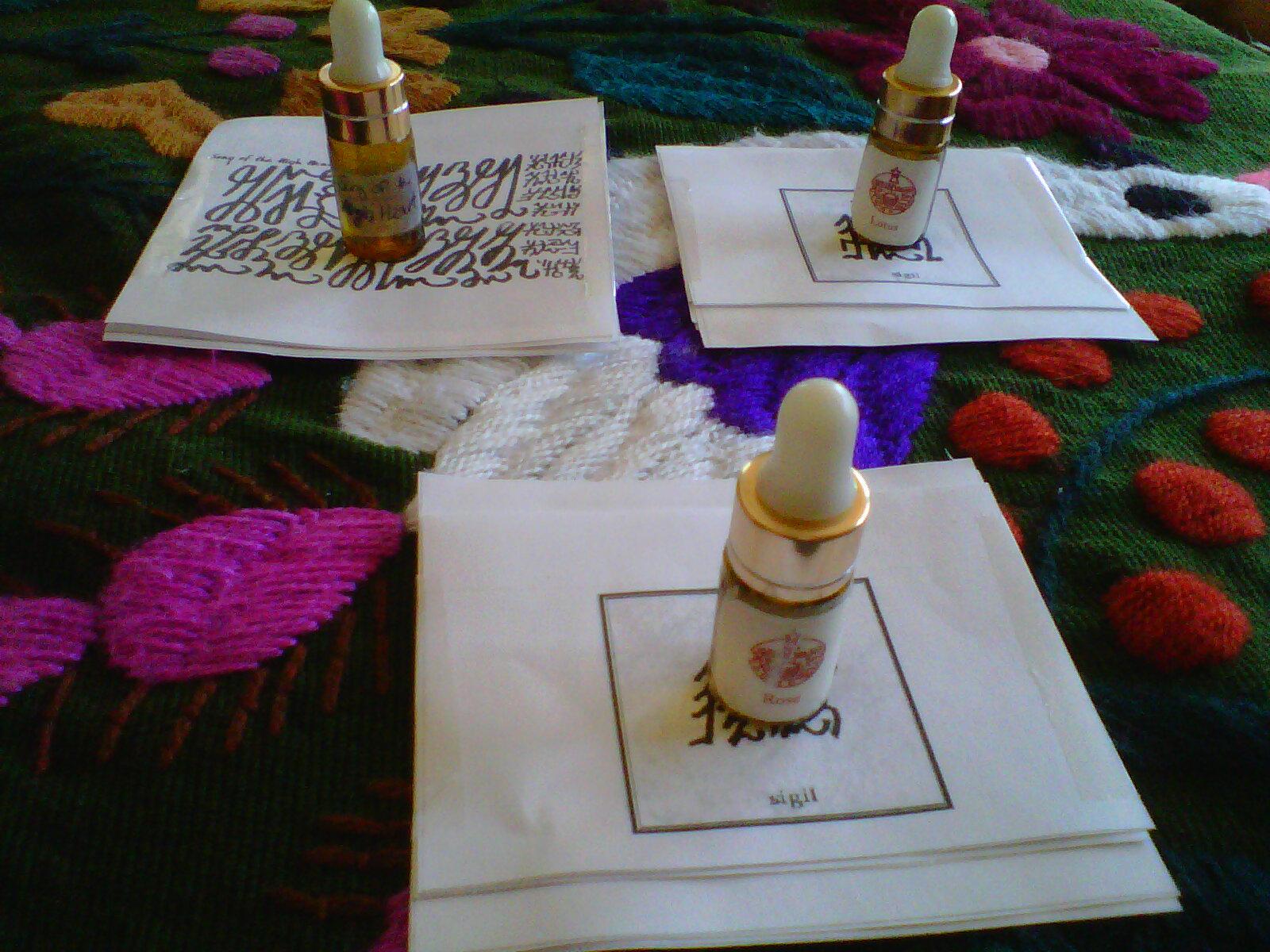 3 resurrection oils