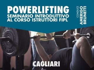 Seminario POWERLIFTING Sardegna