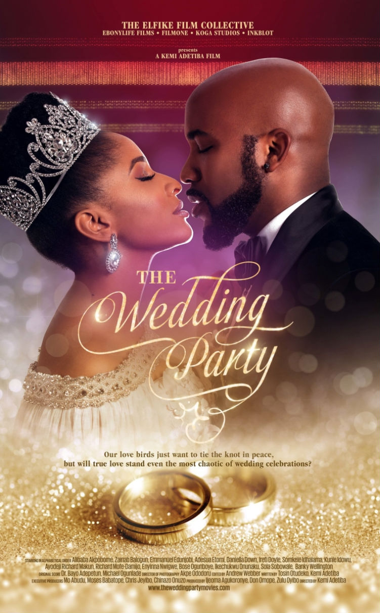 The Wedding Party Premiere: A Star Studded Event.