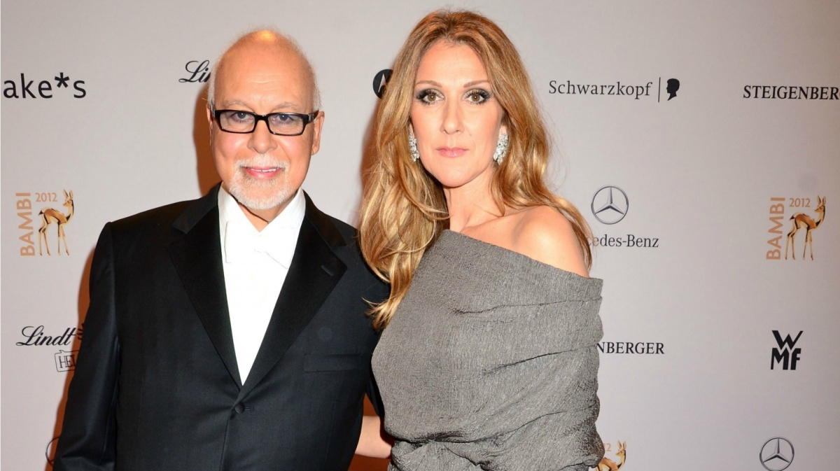 Celine Dion's Tribute Song To Her Husband Will Have You Crying