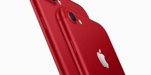 Red iPhone 7, 7 Plus Proceeds Are For Global Funds Hiv/Aids Program