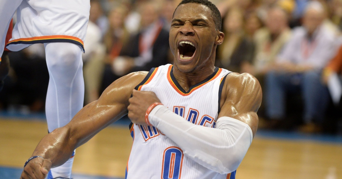 NBA Playoffs 2017: Russell Westbrook Sets Perfect Record