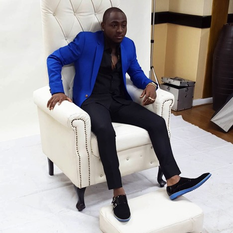 Davido 'Styled Up' For Pepsi Campaign