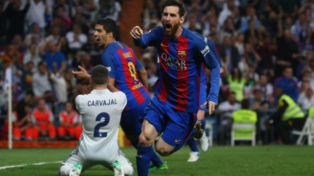 Barcelona Bounce Back In Style As Messi Outshines Ronaldo
