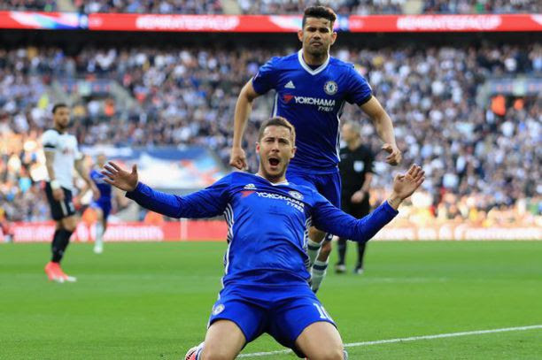 F.A Cup Semi Finals: Chelsea WinsPsychological Battle Against Spurs As Arsenal Relieves Wenger's Pressure