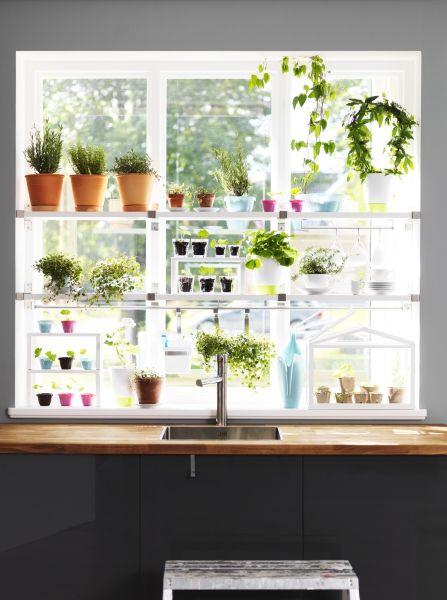 Estanter as de cocina de ikea - Ikea complementos cocina ...