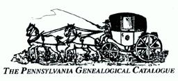 Pennsylvania Genealogical Catalogue