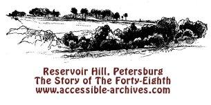 Reservoir Hill, Petersburg