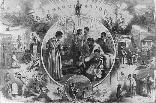 emancipation papers ohio