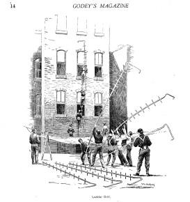Ladder Drill