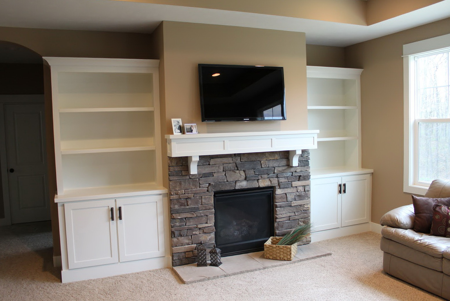 Soulful Wood Storage Fireplace Built Ins Diy Fireplace Built Ins Diy Home Design Ideas Fireplace Built Ins Plans Fireplace Built Ins houzz-02 Fireplace Built Ins
