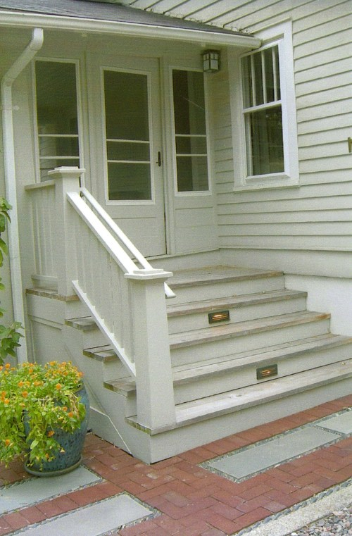 Medium Of Front Porch Steps