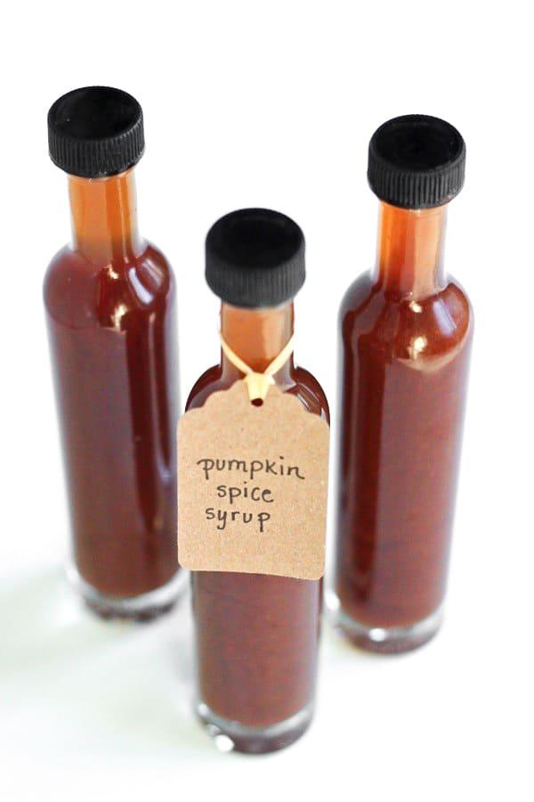 Pumpkin Spice Syrup-3