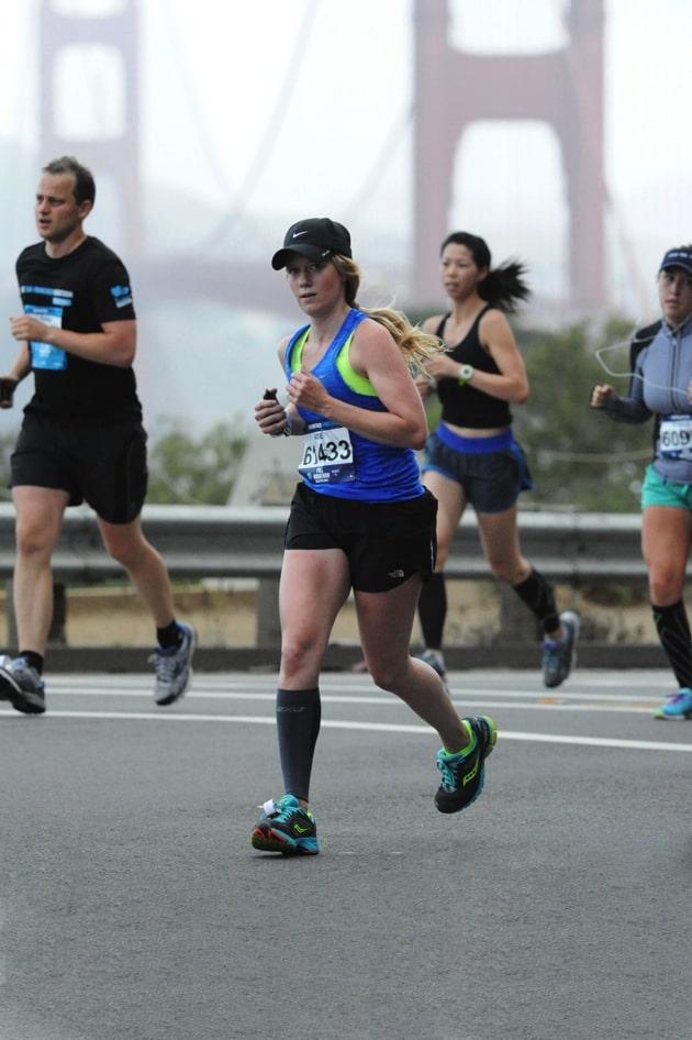 SF marathon elle curtin penner